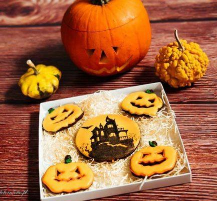Halloweenowe ciasteczka i pierniczki