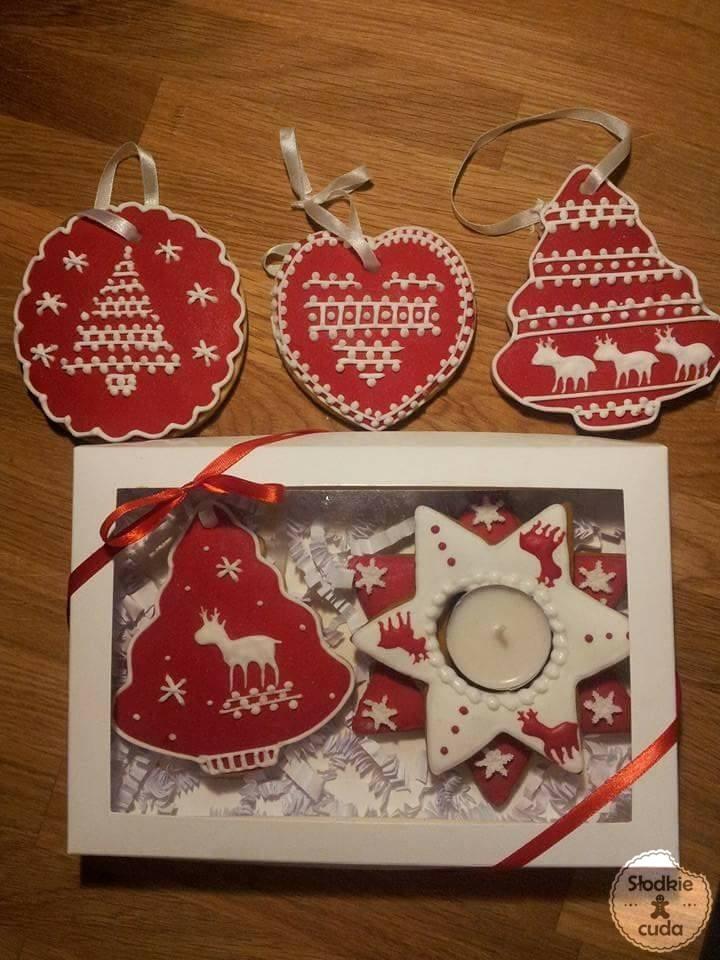 Oferta świąteczna - dekoracje świąteczne na stół, na prezenty dla rodziny, dla pracowników - Boże Narodzenie