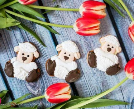 Wielkanocne ciasteczka