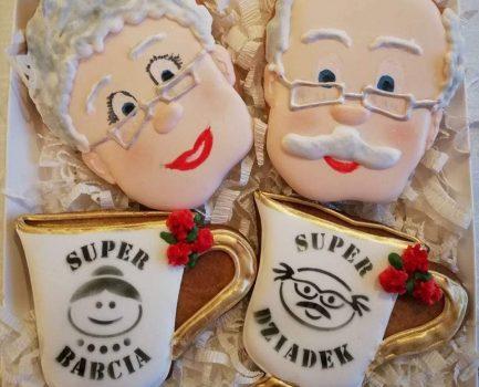Pierniczki dla babci i dziadka